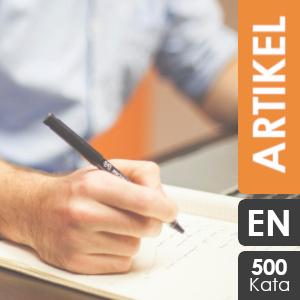 Jasa Penulisan Artikel Bahasa Inggris: 500 Kata