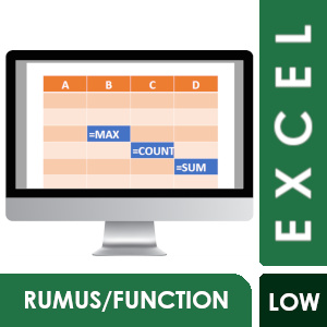 Jasa Excel-Rumus Grafik Excel