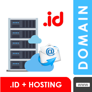 Domain .id + Shared Hosting