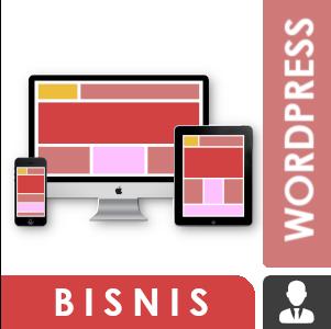 Jasa Pembuatan Website Wordpress: Business Profile