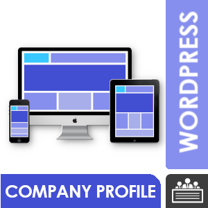 Jasa Pembuatan Website WordPress: Company Profile