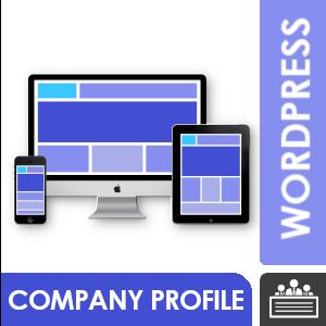 Jasa Pembuatan Website Wordpress: Company Profile