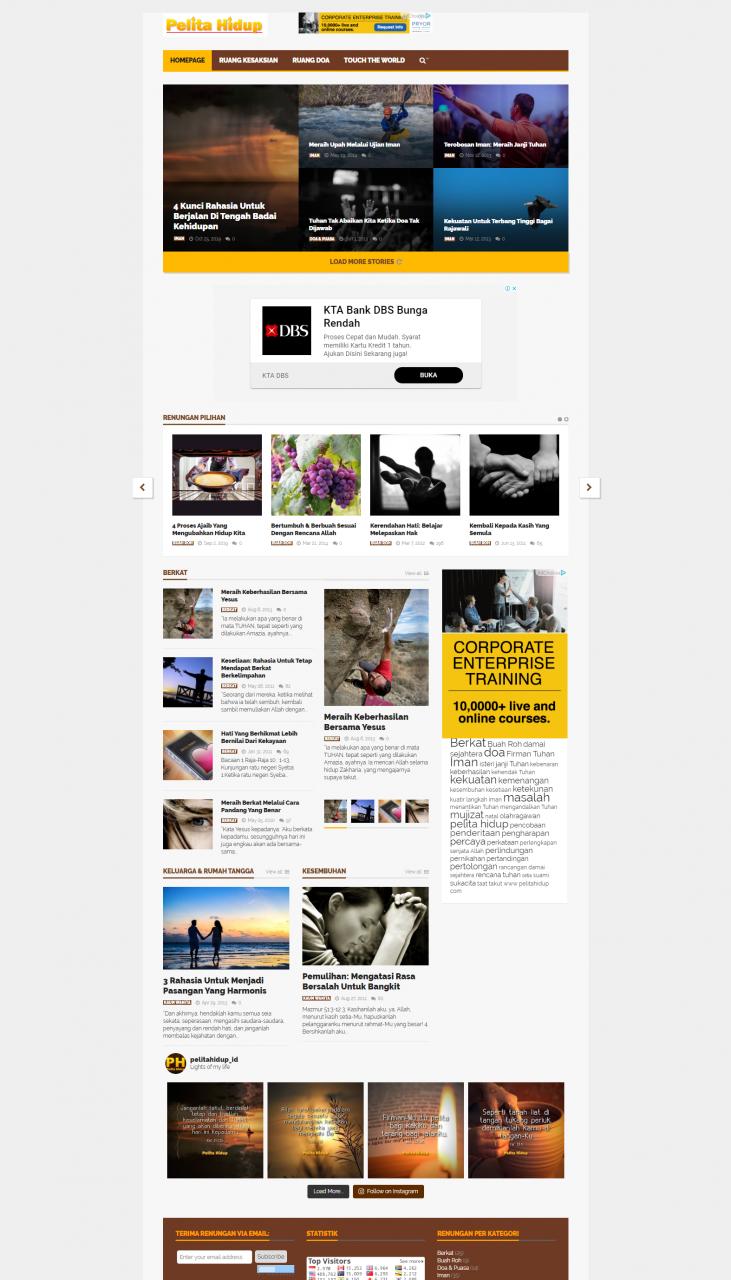 Jasa Pembuatan Website Wordpress Blog